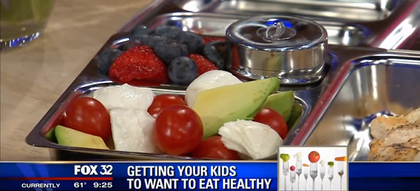 Keep kids eating healthy this summer